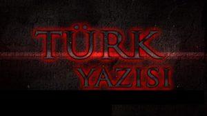 Türk Yazısı